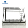 Factory Price High Quality 2 Person Double Sleeper Metal Twin Over Full Bunk Bed