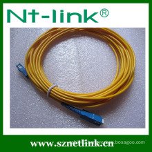 Factory Manufactured SX SM SC Fiber Patch Cord