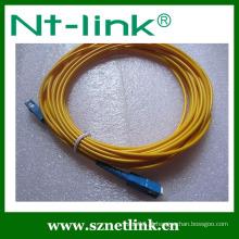 Fabricado fábrica SX SM SC Fibre Patch Cord
