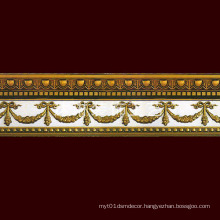 W (13+11) Cm 131106 Unique Bow Knot Moulding Cornice