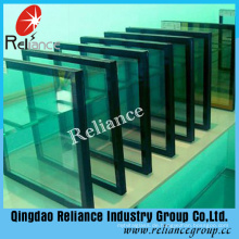 Isoliertes Glas / Sealed Glass / Hollow Glass mit ISO