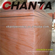 Shandong Linyi 18mm Shuttering plywood,marine plywood