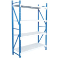 Best selling rivet boltless rack/Iron metal storage slotted angle/steel angle iron