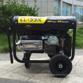 CLASSIC CHINA 6KW CE Portable Power Mini Generator, Hot Seller Emergency Generators Electric, Gas Portable Generator