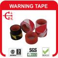 Fita de aviso de marcação de piso adesivo de PVC