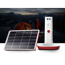 Solar Energy Reading And Lighting System