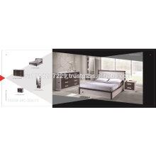 Chipboard Furniture - bedroom set 4