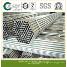 SUS 316 Grade Stainless Steel Seamless Pipe