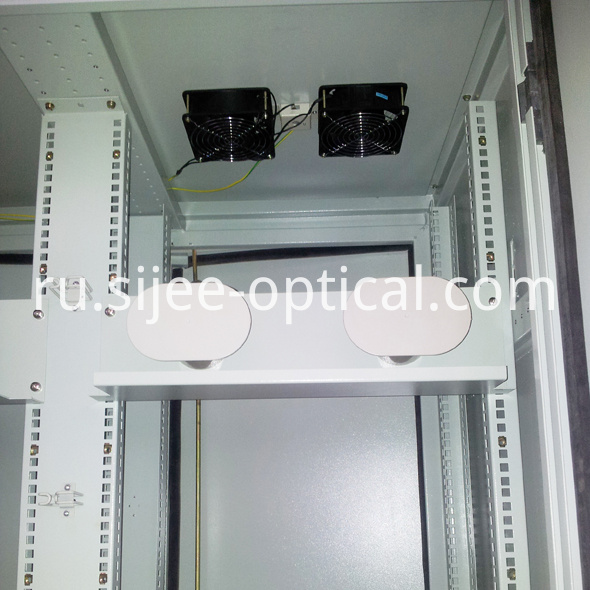 Telecom Equipment Enclosure
