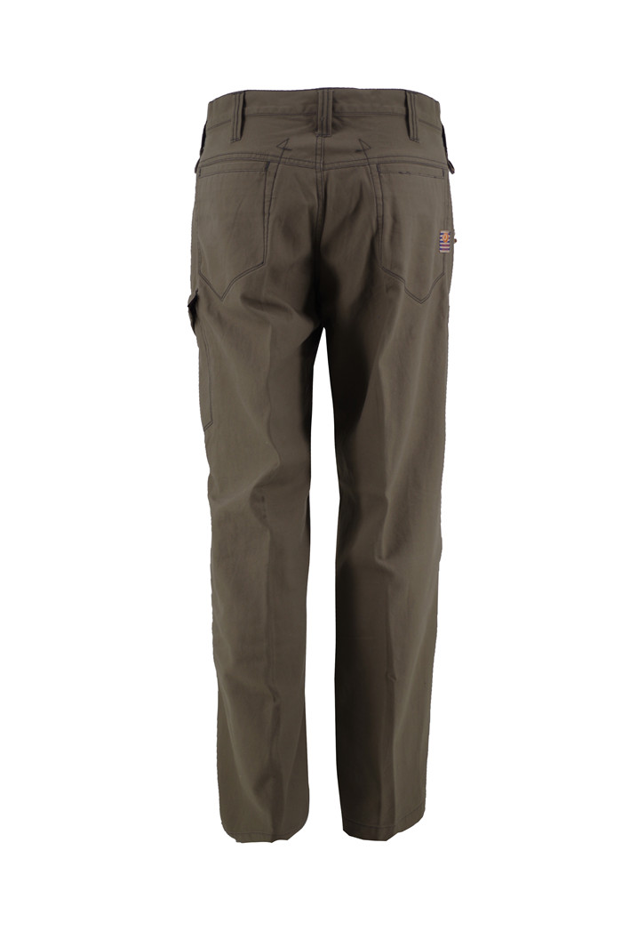 Brownish Grey Trousers