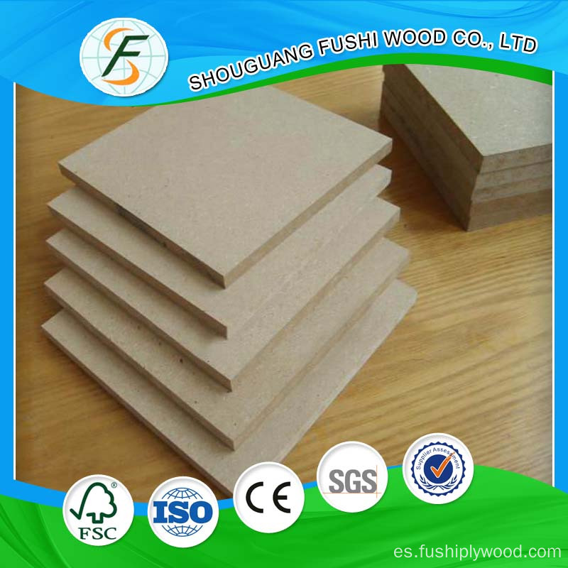 15mm Raw / Plain Mdf Board
