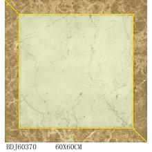 Elegante Porzellan-Teppichfliesen mit 600X600mm (BDJ60370)