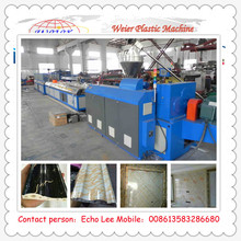 Extrusion Production Line for PVC Plastic Cornice for Interior Decoration New Material