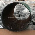 Cúpula Cierre de empalme de fibra óptica Tubo termocontraíble