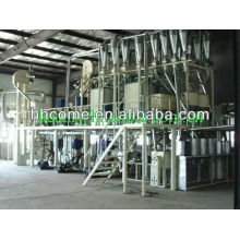 Ferramenta e equipamento para máquinas automáticas de processamento de milho