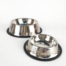 Дешевые Amazon Горячие Продажа из нержавеющей стали Perfect Peeder Bowl и Собака Чаша для воды