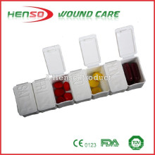 HENSO Medical Durable 7 Day Pill Box