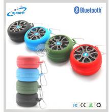 Haut-parleur de pneu à la mode de cadeaux de haut-parleur de conception 3W