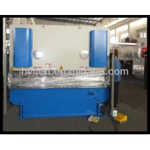 Machine de cintrage de feuilles CNC WC67K-125T / 3200
