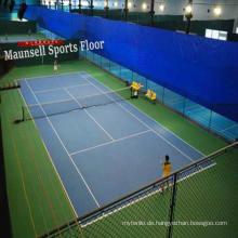 Indoor Plastic Tennis Sport Bodenbelag