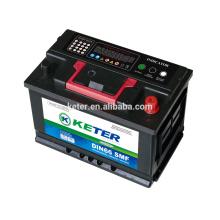 bateria auto livre da bateria 12v l2-400 do cálcio da manutenção auto