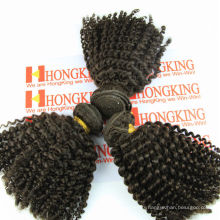 8 10 12inch natural black 3pcs/lot kinky curly 5a cheap 100% virgin indian remy hair