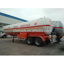 2015 factory price 2 axles propane trailers for sale,china semi tractor trailer dimensions