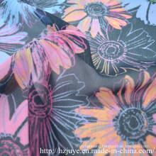 75D Pearl Chiffon Printed Fabric