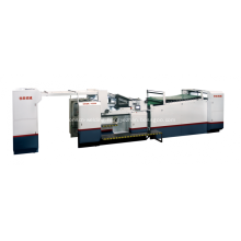Automatic Sheet to sheet pasting machine