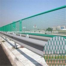 Mejor precio PVC recubierto de metal expandido valla Anping fabricante