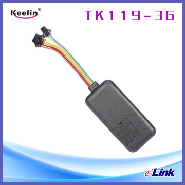 Vehicle Tracking Device Moving Activate GPS
