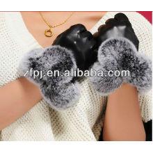 Melhor venda confortável cervo pele melhores luvas de couro
