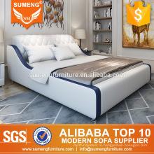 белый и синий кожаный Пакистан мебели для спальни