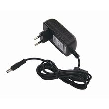 LED Power Adapter EU Plgu 12V 2A