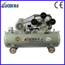 Compresor de aire de pistón de alta calidad 10HP 180L