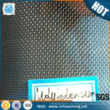 Malla de alambre barata del molibdeno de Alibaba China para el micrófono