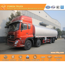 Dongfeng Tianlong 8x4 Anti-corrosion Tanker Capacity 32000L