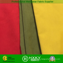 Nylon Polyester Satin Moss Microfiber Fabric for Fashion Jacket