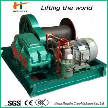 Fabricante profesional de cable de tracción cabrestante