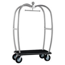 Stainless Steel Luggage Cart (DF80)