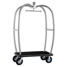 Carrinho de bagagem de aço inoxidável (DF80)