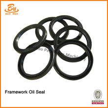 API Mud Pump Reservdelar Framework Oil Seal