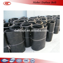 DHT-183 heat resistant rubber conveyor belts china factory