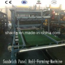 Gamme de machines de panneaux EPS / Rock Wool (AF-R1025)