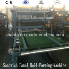 EPS/Rock Wool Panel Machinery Line (AF-R1025)