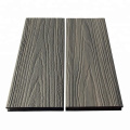 3D embossed WPC co extrusion decking