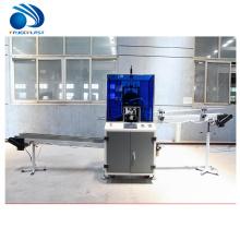 Máquina plástica del cortador de la botella del HDPE del pvc del precio barato de la operación fácil