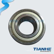 De alta calidad de bajo precio Rodamiento de bolas profundo Groove 16007 ZZ jiangsu