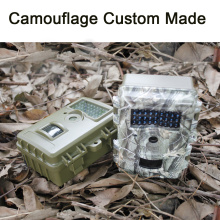 Custom camo PIR Hunting Camera