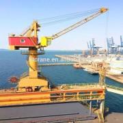 25ton mobile harbour portal gantry crane